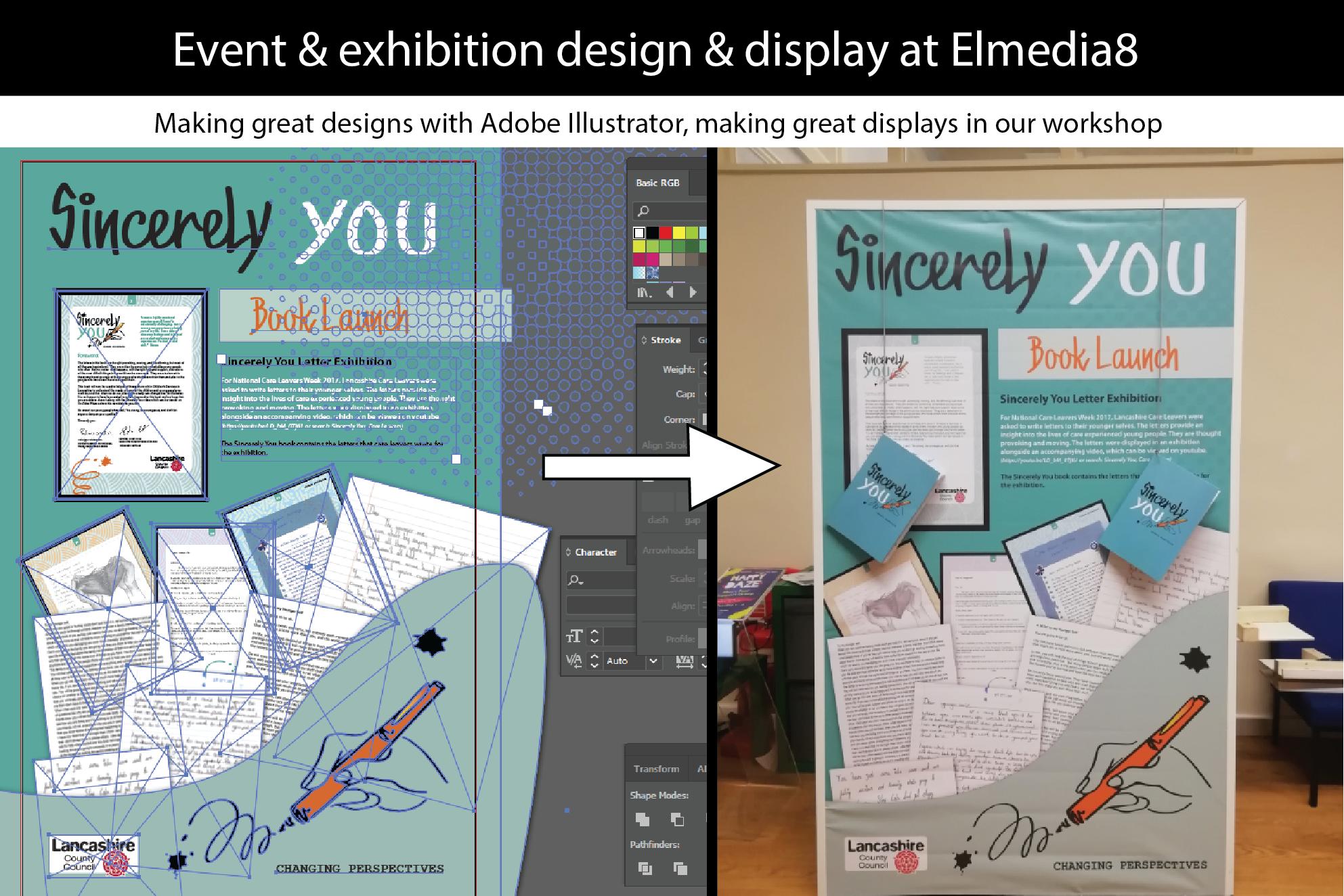 Graphic Design Chorley
